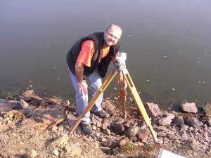 Geodezie Štekl - měření pozemků v terénu
